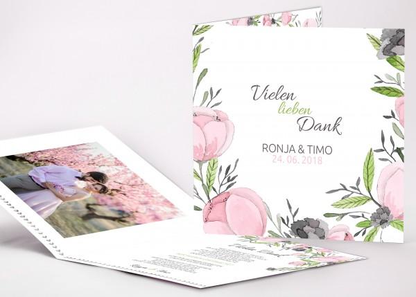 Danksagungskarte Ronja